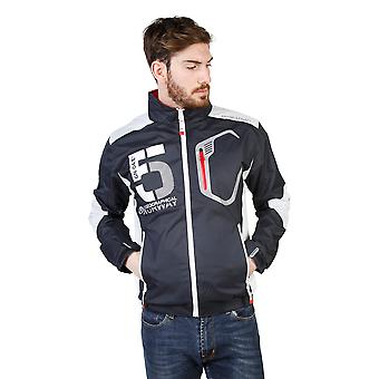 Geographical Norway Jackets Blue Men