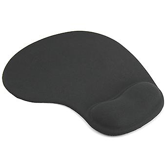 TRIXES Comfort Gel Wrist Support Mouse Mat Mouse Pad With Non-Slip Base
