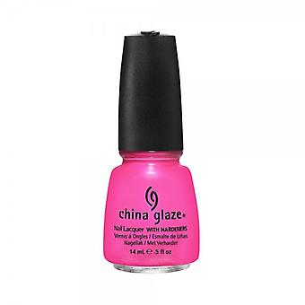 Kina glasyr China Glaze nagellack-Hang tio tår