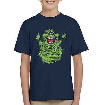 Ghost Busters Pure Ectoplasm Kid's T-Shirt