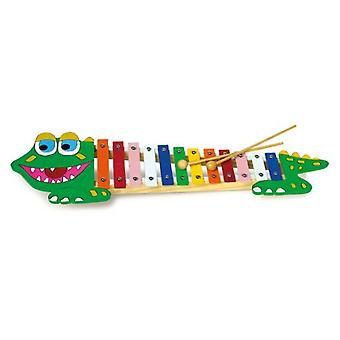 Legler Xylophone  Crocodile  (Toys , Educative And Creative , Music , Instruments)