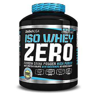 BiotechUSA Isowhey Zero Lactose Free Chocolate Flavor 908 gr (Sport , Proteins)