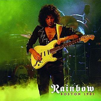 Rainbow - Boston 1981 [CD] USA import