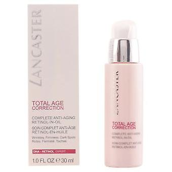 Lancaster Total Age Correction Complete Anti-Aging Retinol-In-Oil 30Ml