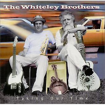 Whiteley brødre - at tage vores tid [CD] USA importerer