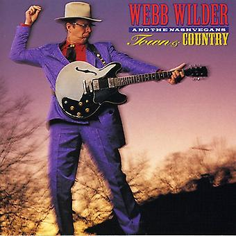Webb Wilder - Town & Country [CD] USA import