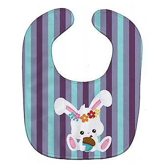 Carolines Treasures  BB6790BIB Bunny Rabbit Baby Bib