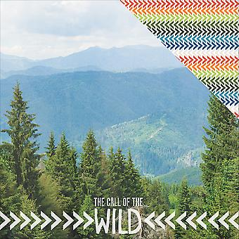 The Great Outdoors Camping Double-Sided Cardstock 12