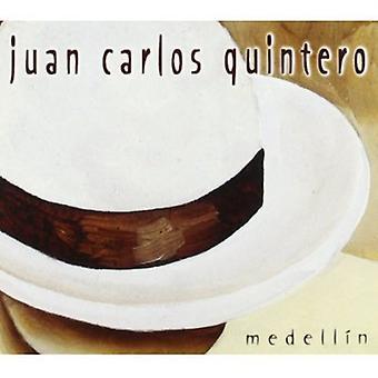 Juan Quintero Carlos - Medellin [CD] USA import