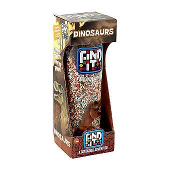 Finde es Dinosaurier - Schatzsuche-Adventure-Spiel