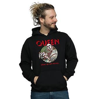 Queen Men's News Of The World Hoodie