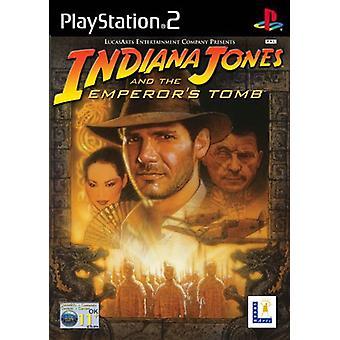 Indiana Jones kejsare graven (PS2)
