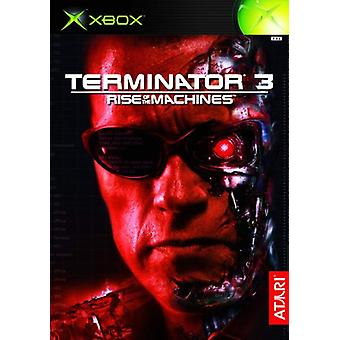 Terminator 3 Rise of the Machines (Xbox)
