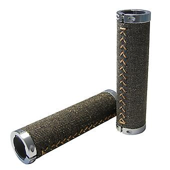 Brave classics canvas handlebar grips (with Aluklemmringen) / / all colors