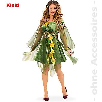 Forest fairy women's fairy costume costume forest Elf elven nature ghost Lady costume