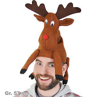 Moose Hat Moose reindeer Hat