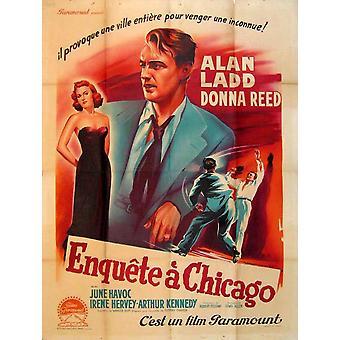 Chicago Deadline Movie Poster (11 x 17)