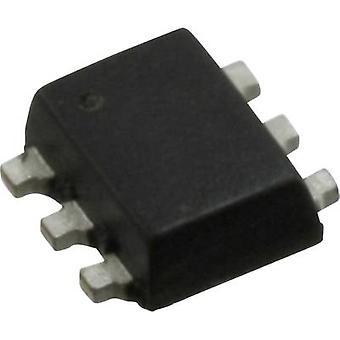 TVS diode Nexperia PESD3V3L5UV,115 SOT 666 5.3 V 2