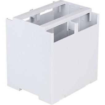 Carril DIN CDIB AXXATRONIC/6/D2-KIT-CON carcasa 106.2 x 100 x 114.05 policarbonato (PC) PC gris 1