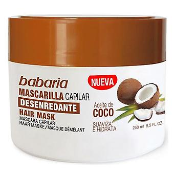 Babaria Detangling Hair Mask Coconut Oil 250 ml