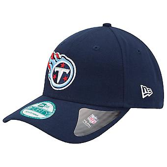 New era Cap - 9Forty NFL LEAGUE Tennessee Titans navy