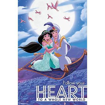 Aladdin - Carpet Ride Poster Print