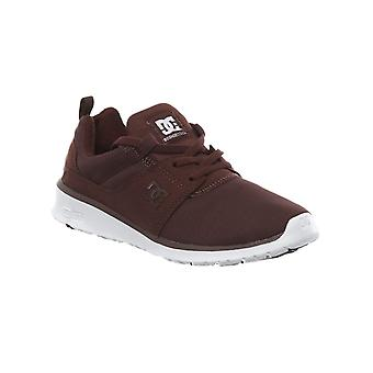 DC Burgundy Heathrow Womens Shoe