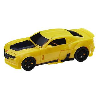 Transformers 1-Step Turbo Changer Bumblebee 11cm