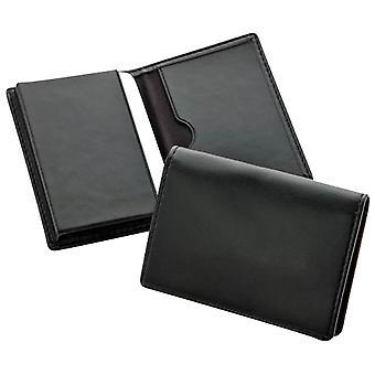 David Van Hagen Economy Business Card Holder - Black
