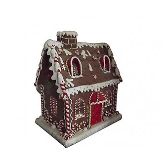Luxury XL Gingerbread Light Up House
