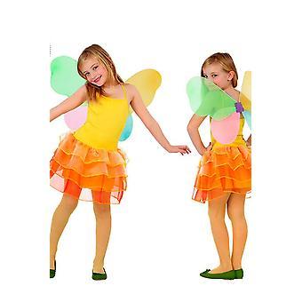Kinder kostuums meisjes Fairy zomerjurk