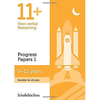 11+ Non-verbal Reasoning Progress Papers Book 1 - KS2 - Ages 9-12 - 97