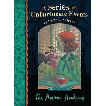 L'Académie austère de Lemony Snicket - livre 9781405266116