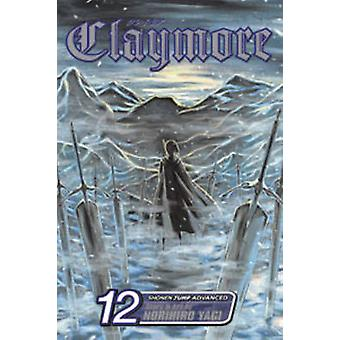 Claymore by Norihiro Yagi - 9781421519364 Book