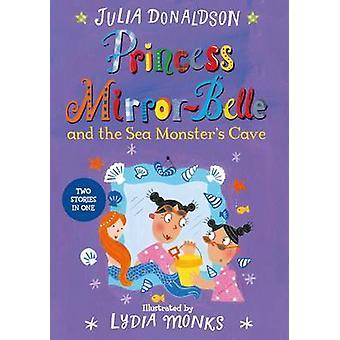 Miroir de princesse-Belle et le monstre de mer Cave (marché principal éd.) par