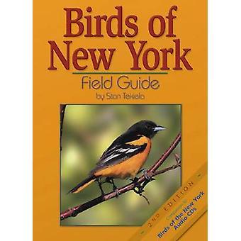 Birds of New York Field Guide (2nd) by Stan Tekiela - 9781591931089 B