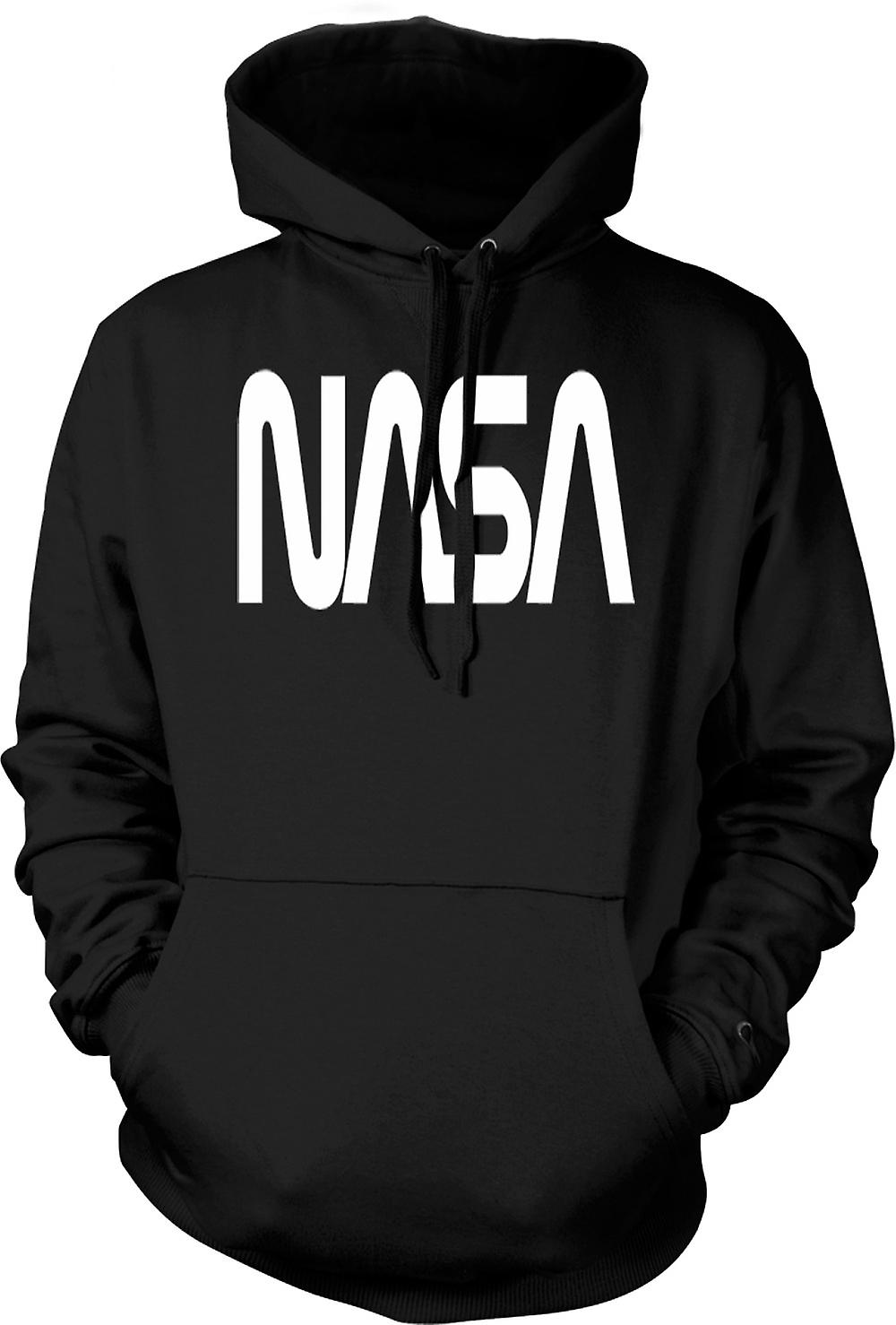 Mens Hoodie - NASA Space Program - Sci Fi