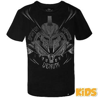 Venum Gladiator Kids T-Shirt noir/noir