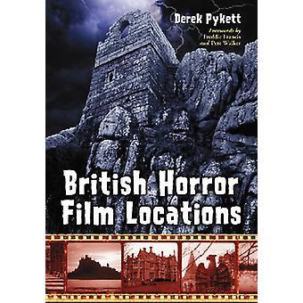Plenery filmowe brytyjski Horror przez Derek Pykett - Freddie Francis - Pet