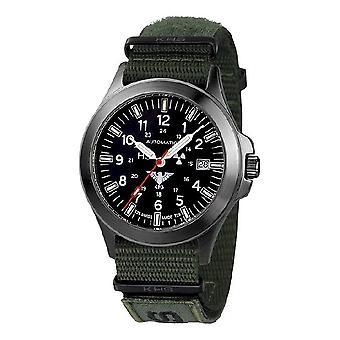KHS watches mens watch black platoon automatic KHS. BPA. NXTO1