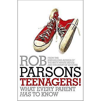 Tonåringar!
