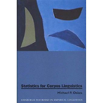 Estatísticas de linguística de Corpus (livros de Edimburgo em linguística empírica)