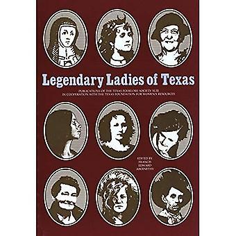 Legendary Ladies of Texas, Vol. 43
