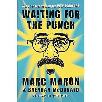 Wachten op de Punch: woorden leven door de WTF Podcast