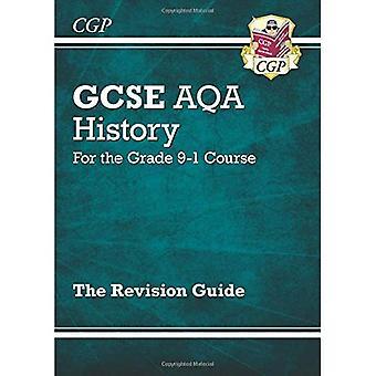 Nueva GCSE historia AQA revisión guía - para el grado 9-1 curso