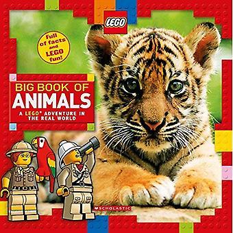 Grand livre des animaux (Lego Nonfiction) (Lego Nonfiction)