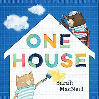 Één huis [Board boek]