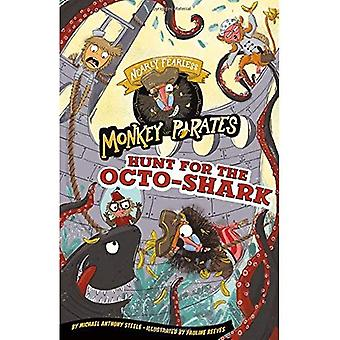 Hunt for the Octo-Shark: A� 4D Book (Nearly Fearless Monkey Pirates)