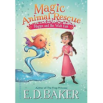 Magic Animal Rescue: Maggie� and the Wish Fish