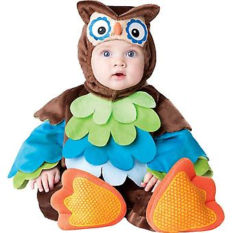Curious Owl Costume